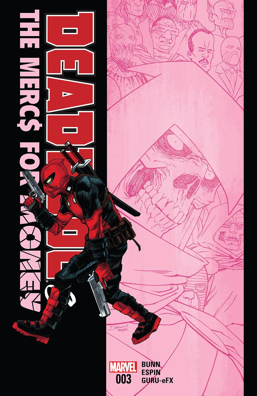 Deadpool & The Mercs For Money (2016) #3