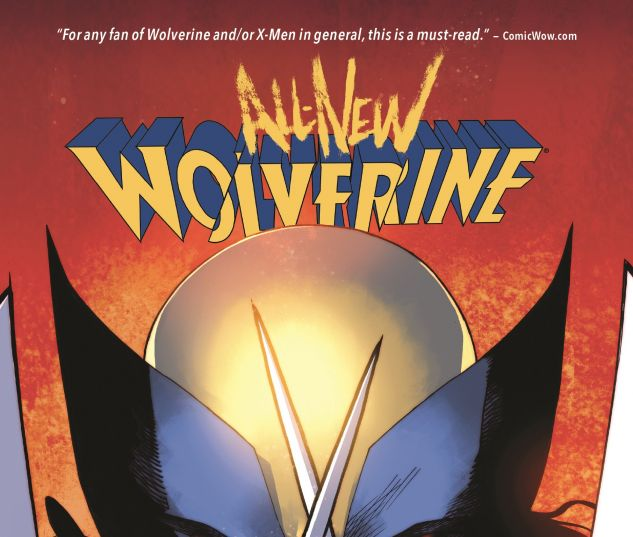 cover from The New Wolverine (2016)