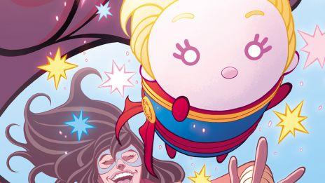 Marvel Minute 2016 - May 16