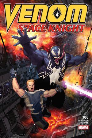 Venom: Space Knight (2015) #6