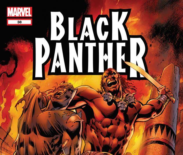 Black Panther (2005) #38