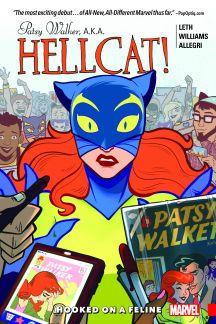 PATSY WALKER, A.K.A. HELLCAT! VOL. 1: HOOKED ON A FELINE (Trade Paperback)