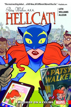 PATSY WALKER, A.K.A. HELLCAT! VOL. 1: HOOKED ON A FELINE (Trade Paperback)