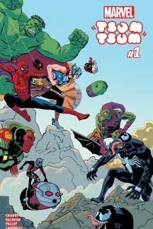 Marvel Tsum Tsum #1