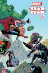 Marvel Tsum Tsum (2016) #1