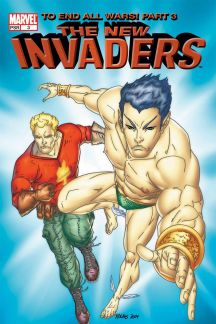 New Invaders (2004) #3