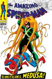 The Amazing Spider-Man #62