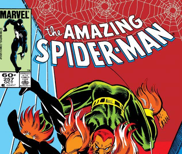 Amazing Spider-Man (1963) #257