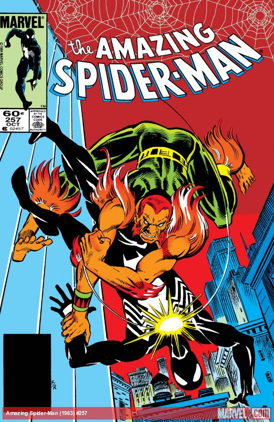 The Amazing Spider-Man (1963) #257