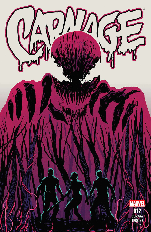 Carnage (2015) #12