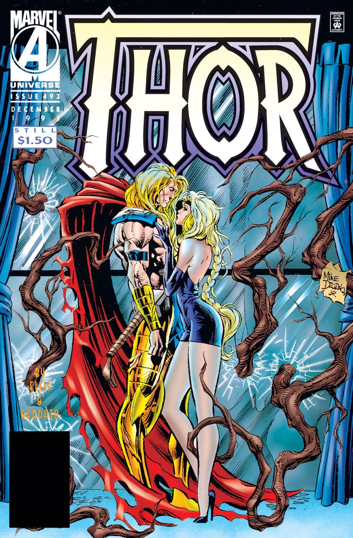 Thor (1966) #493