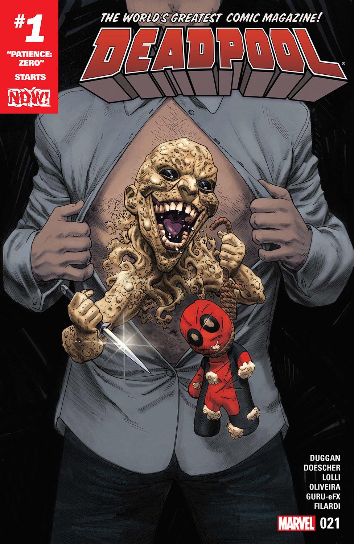 Deadpool (2015) #21
