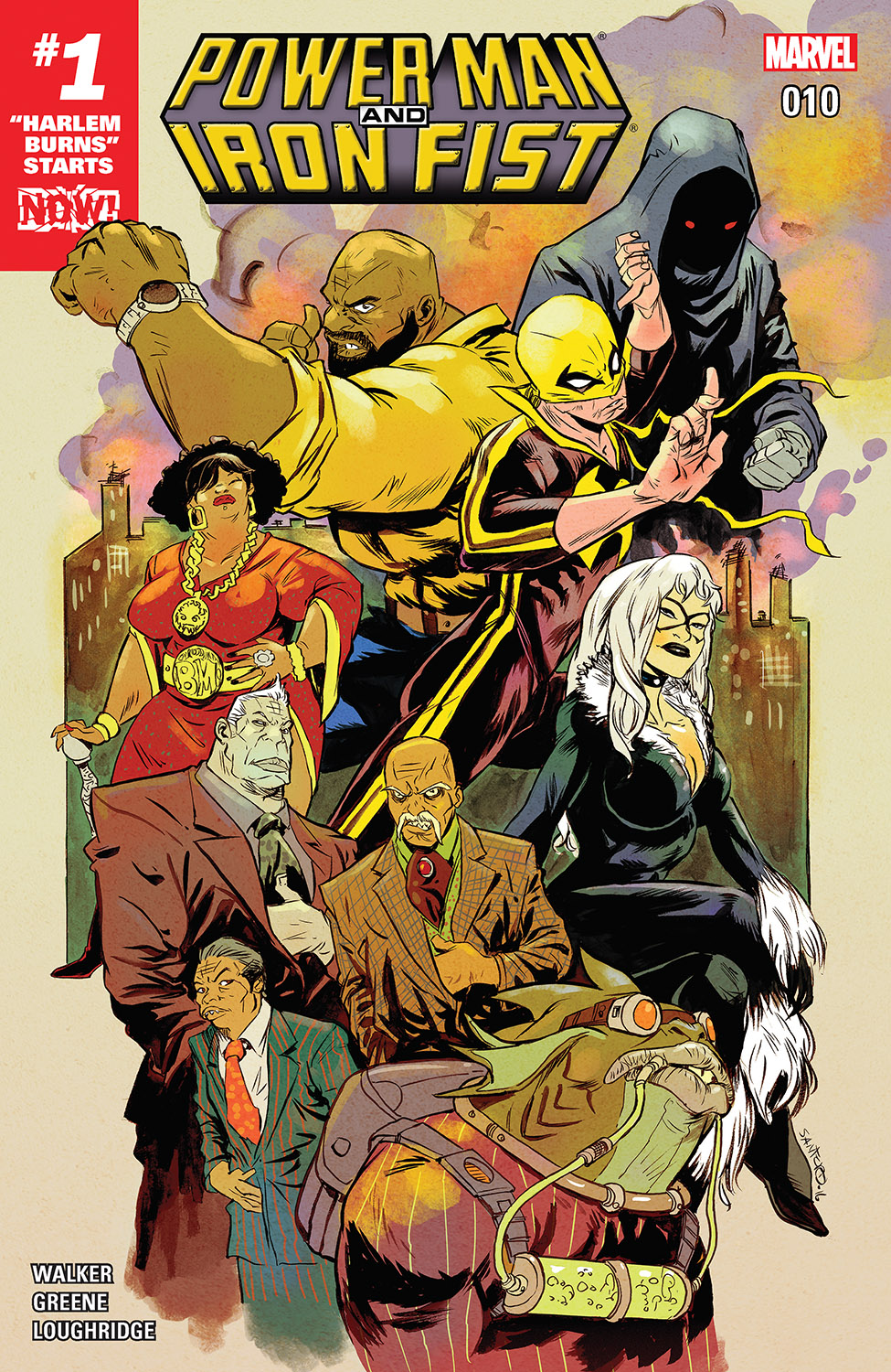 Power Man and Iron Fist (2016) #10