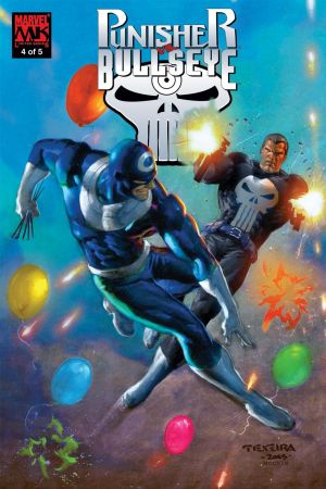 Punisher Vs. Bullseye (2005) #4