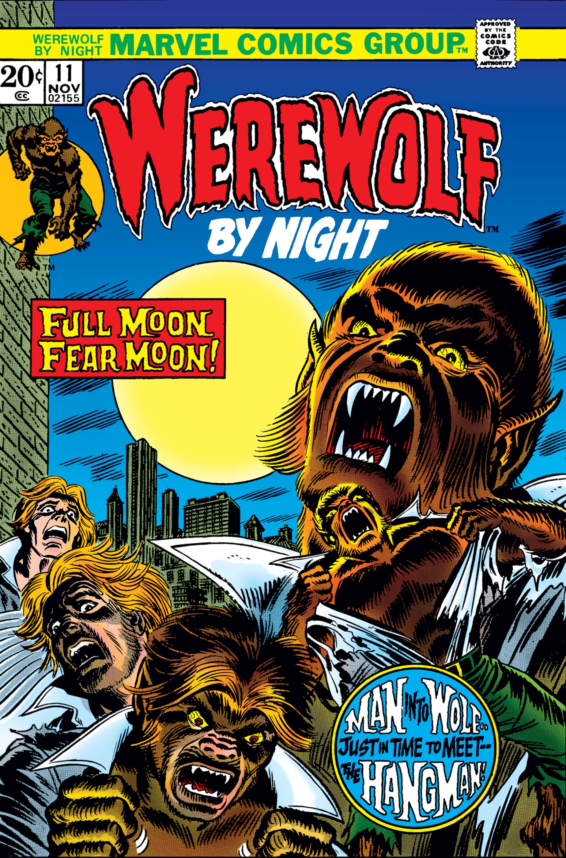 Werewolf By Night (1972) #11
