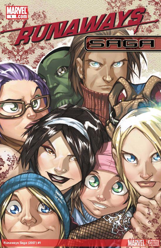 Runaways Saga (2007) #1