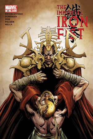 The Immortal Iron Fist #25