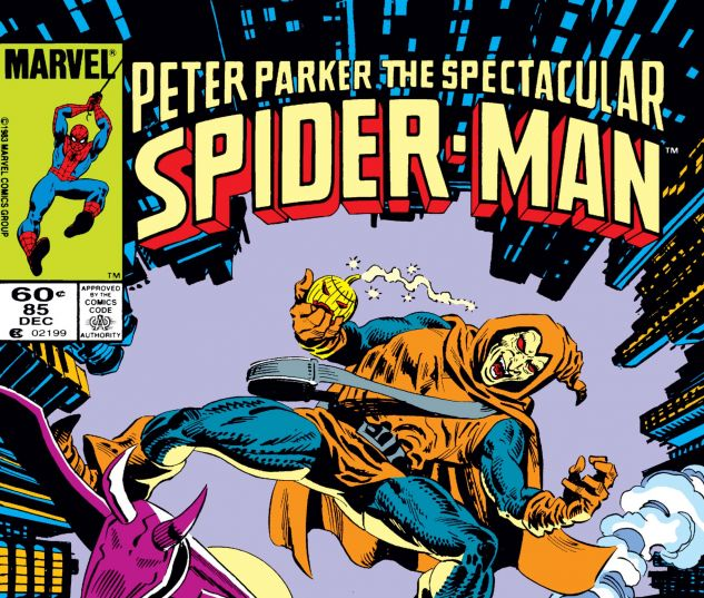 Peter Parker, The Spectacular Spider-Man (1976) #85