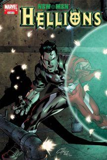 New X-Men: Hellions #4