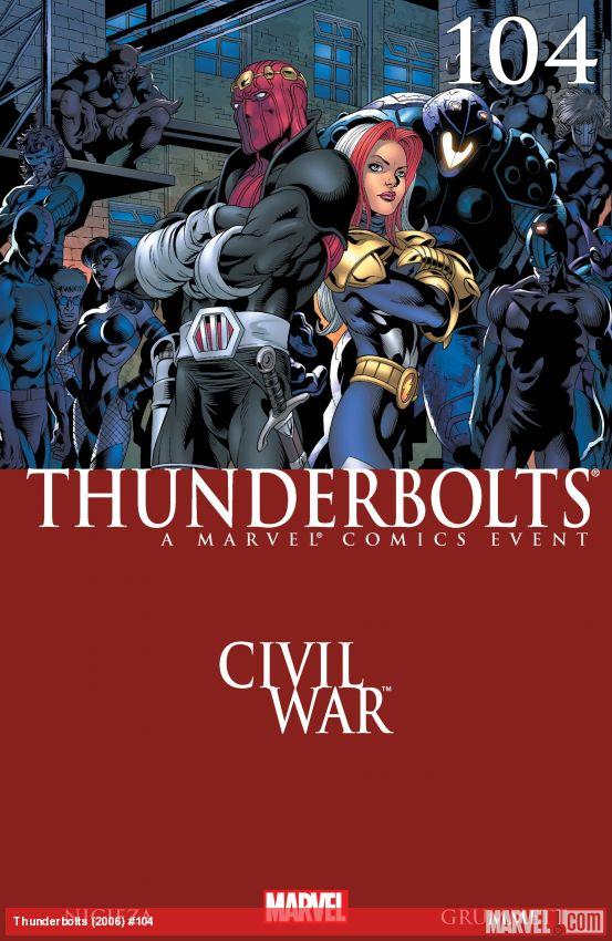 Thunderbolts (2006) #104
