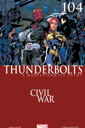 Thunderbolts #104