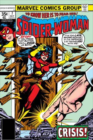 Spider-Woman (1978) #7