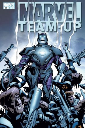 Marvel Team-Up (2004) #22
