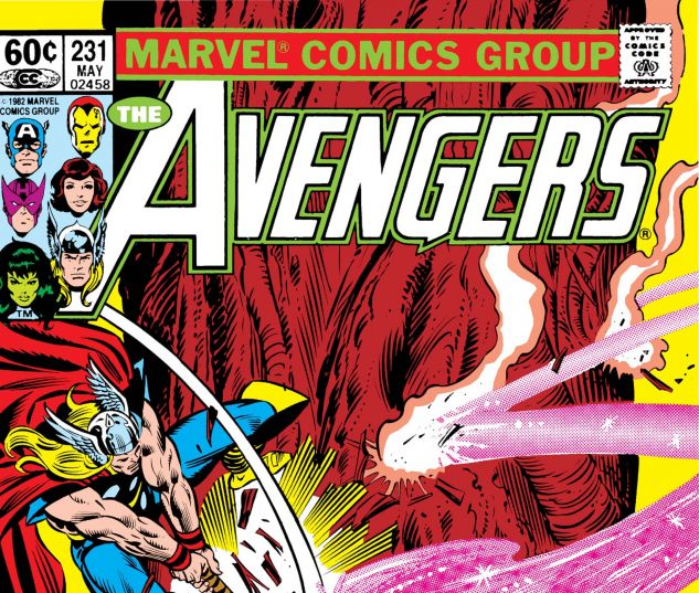 Avengers (1963) #231