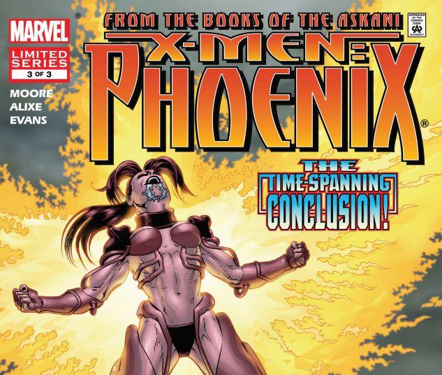 X-Men: Phoenix (1999) #3