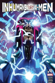Inhumans vs. X-Men #4