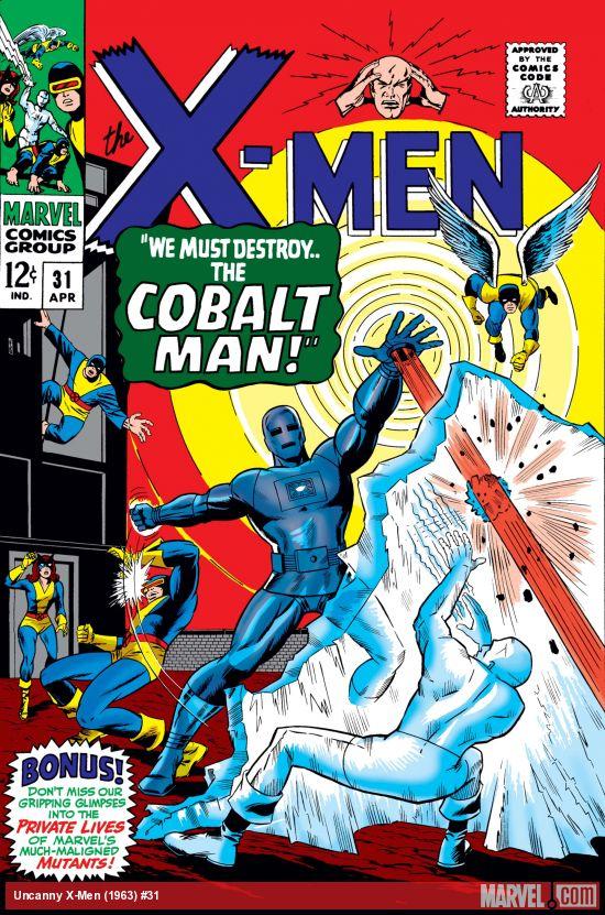 Uncanny X-Men (1963) #31