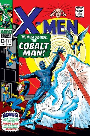 Uncanny X-Men #31