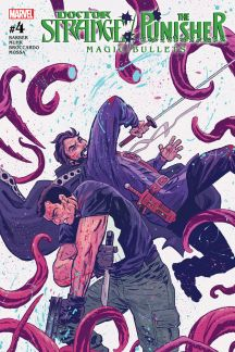 Doctor Strange/Punisher: Magic Bullets #4