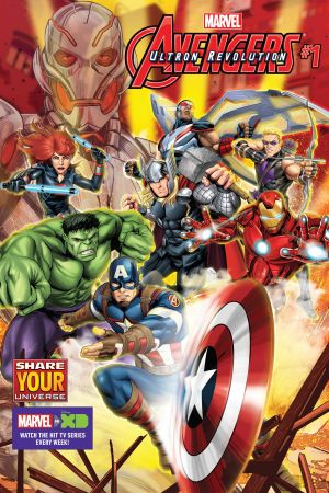 Marvel Universe Avengers: Ultron Revolution (2016 - 2017)