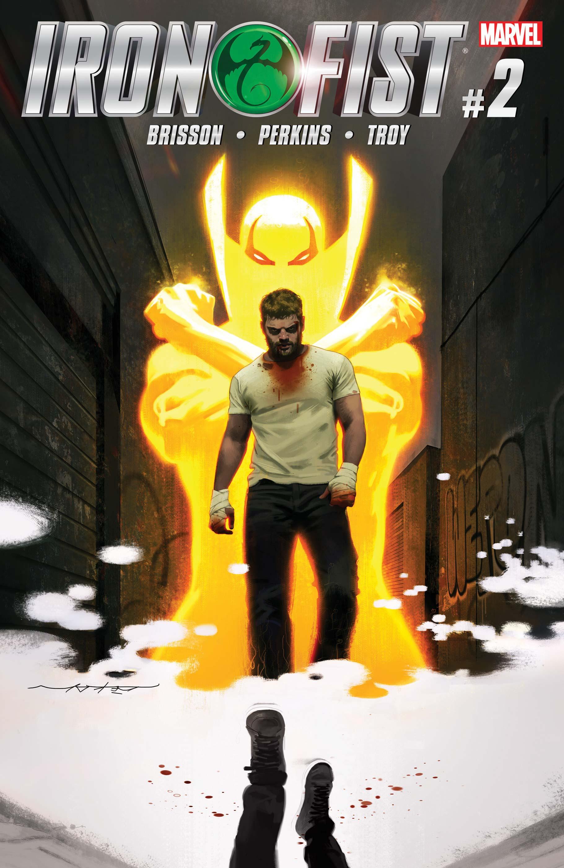 Iron Fist (2017) #2
