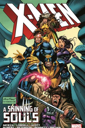 X-Men: A Skinning of Souls (Trade Paperback)