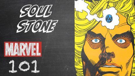 Soul Stone - Marvel 101