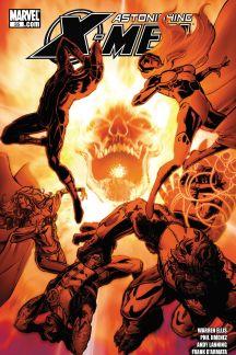 Astonishing X-Men #35