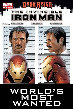 Invincible Iron Man (2008) #9