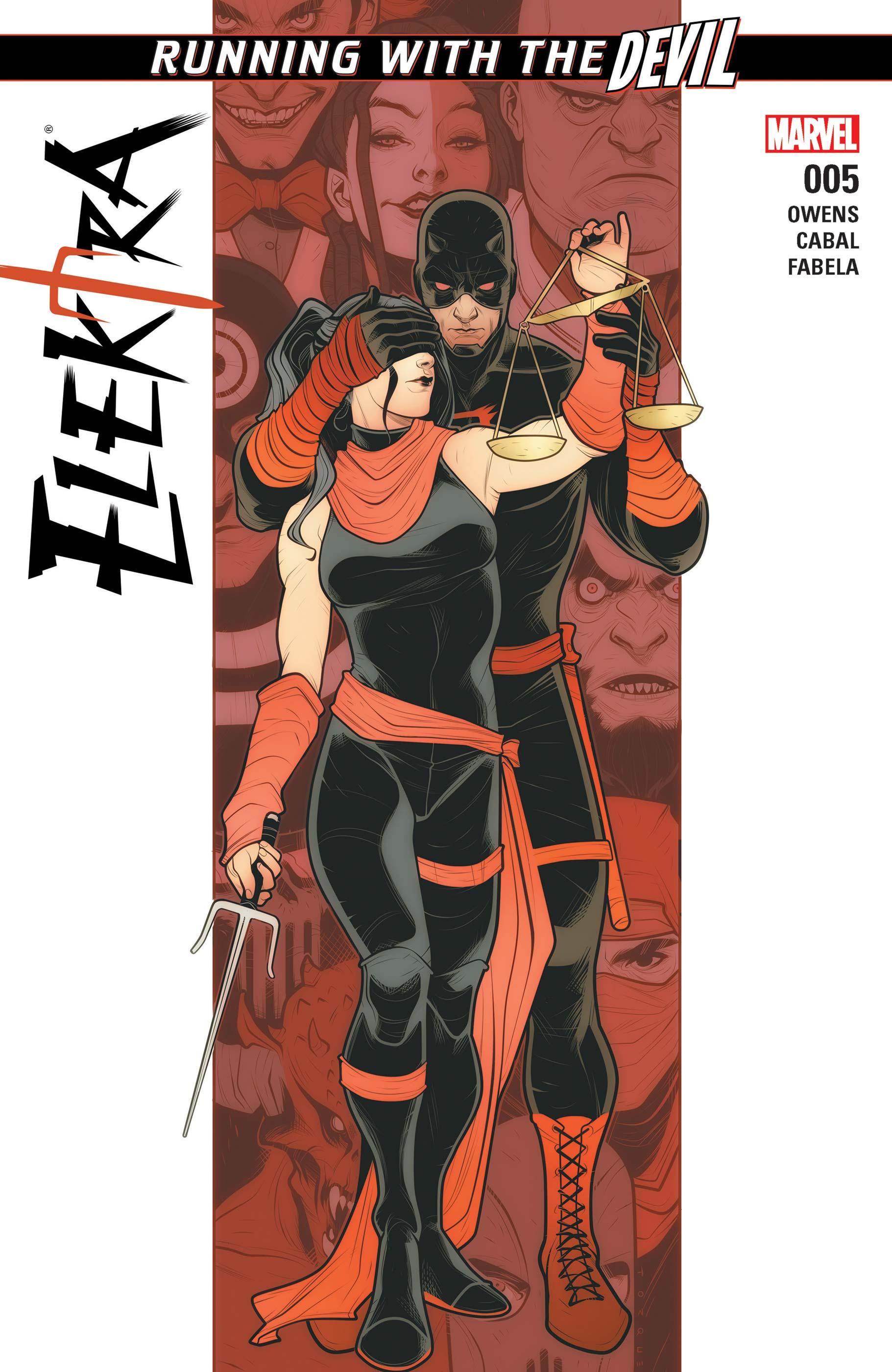 Elektra (2017) #5
