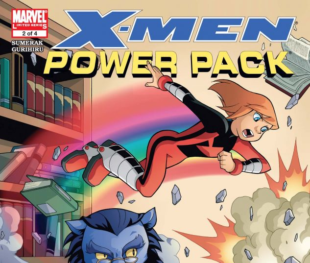 X-Men and Power Pack (2005) #2