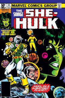 Savage She-Hulk #14