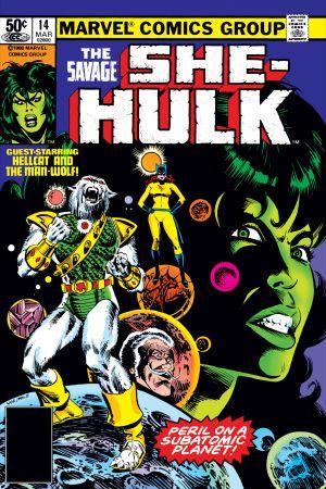 Savage She-Hulk (1980) #14