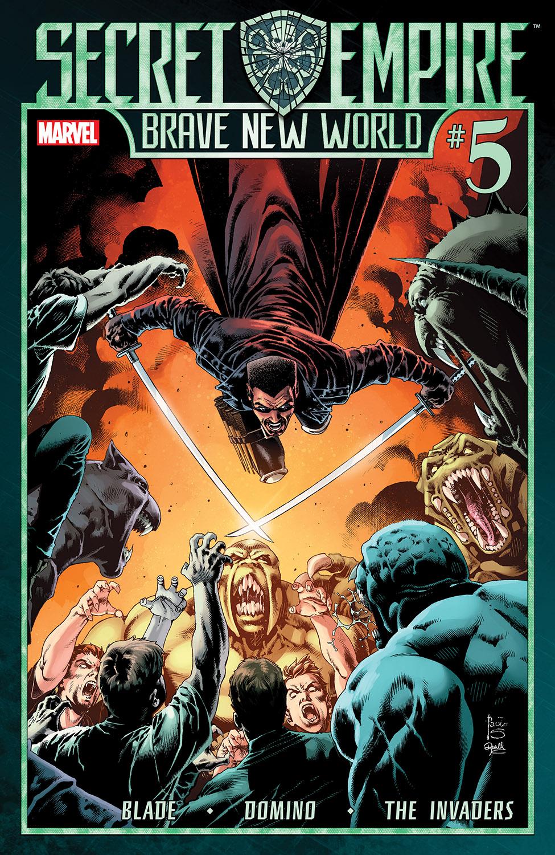 Secret Empire: Brave New World (2017) #5