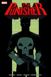 Punisher: Back to The War Omnibus (Hardcover)