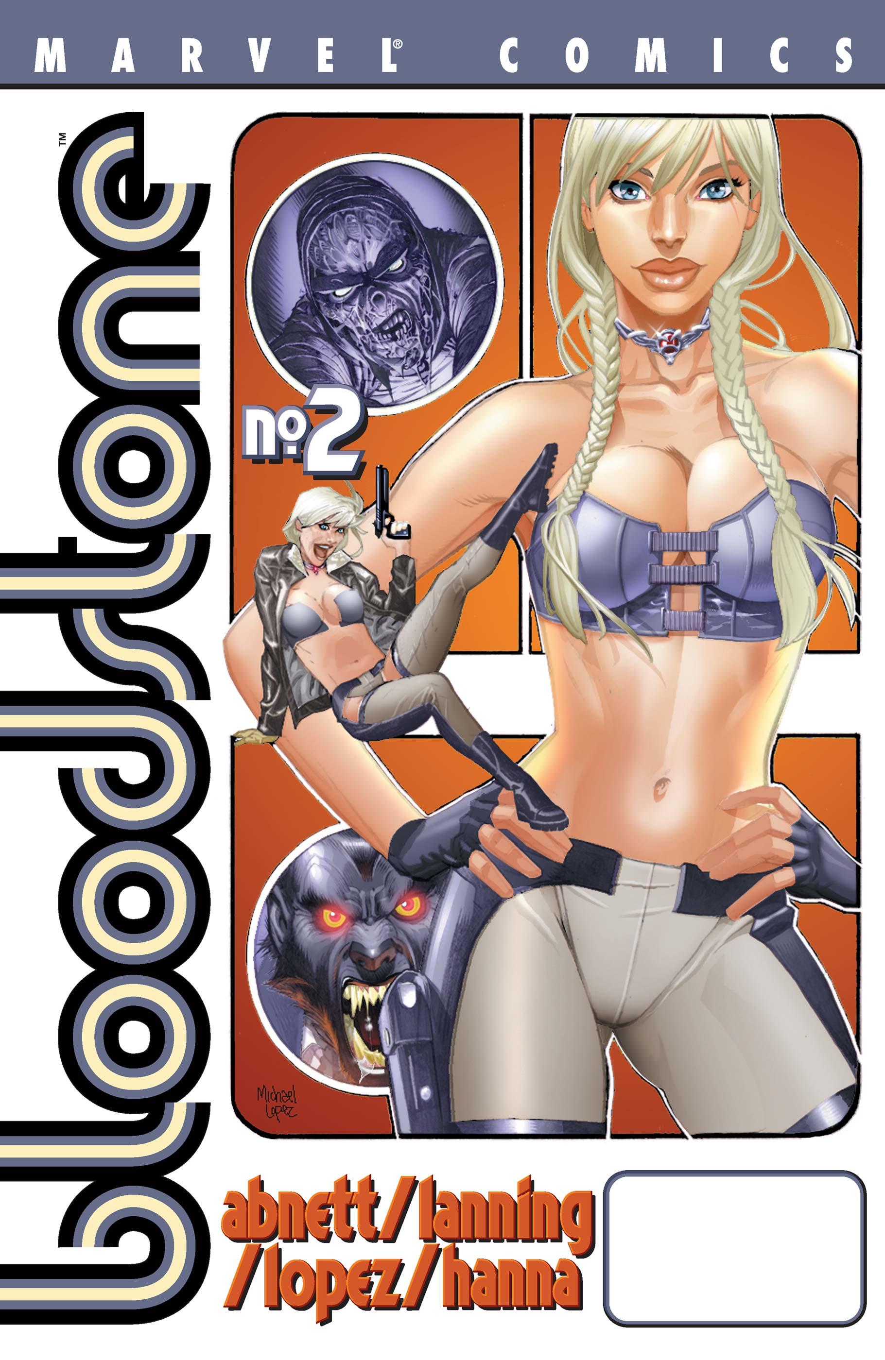 Bloodstone (2001) #2
