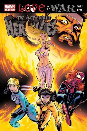 Incredible Hercules (2008) #125