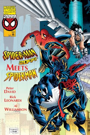 Spider-Man 2099 Meets Spider-Man #1
