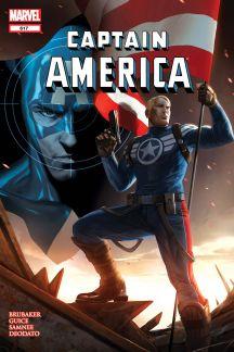 Captain America #617