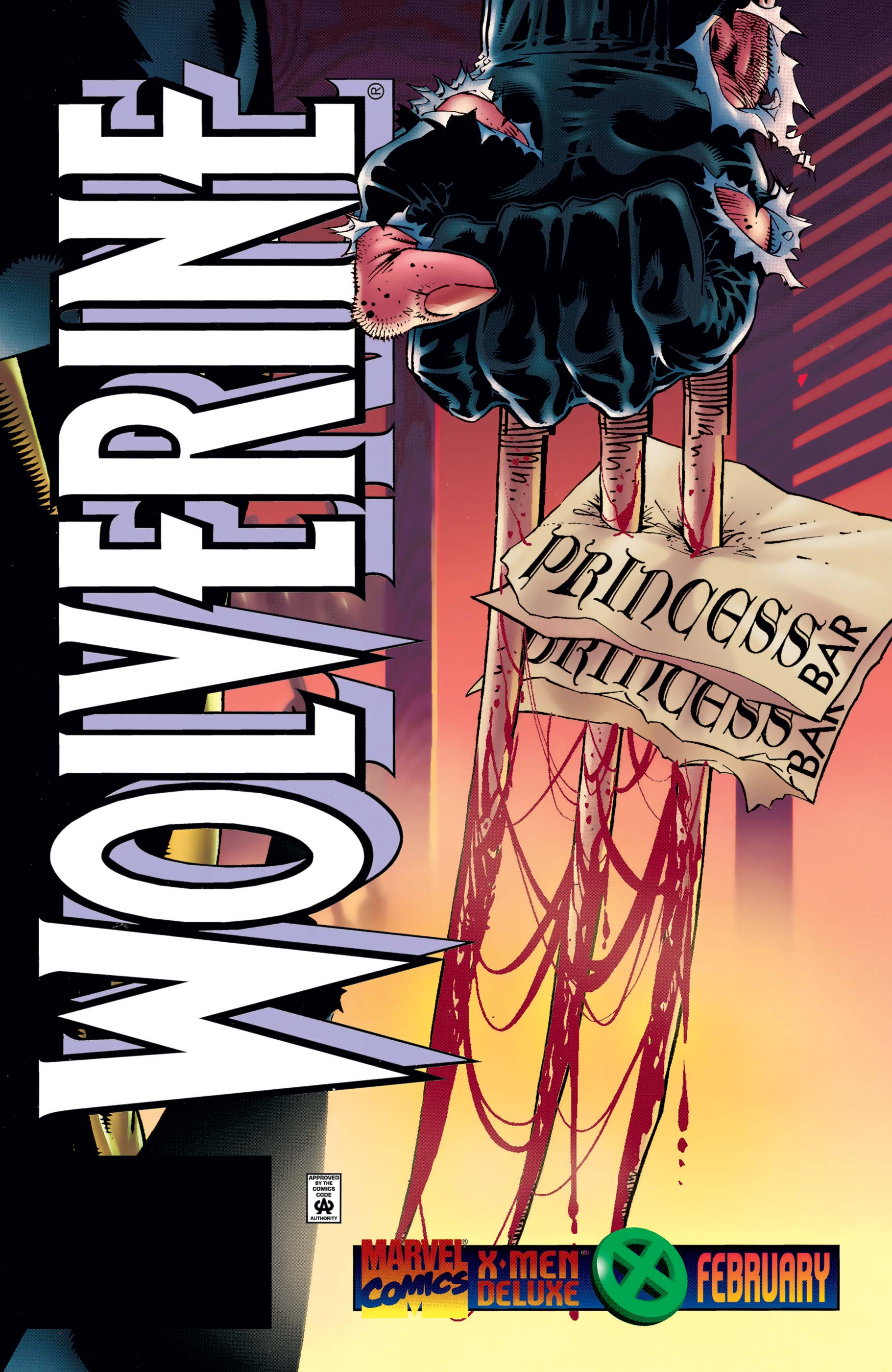 Wolverine (1988) #98